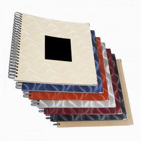 Álbum para Scrapbook 33x32 cm