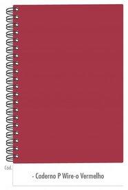 Caderno Vermelho