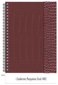 Caderno Pequeno Ímã 401