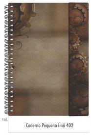 Caderno Pequeno Ímã 402