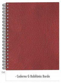 Caderno Bordo