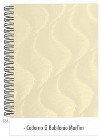 Caderno Marfim