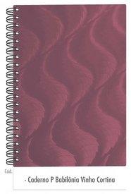 Caderno Vinho