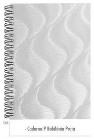 Caderno Prata 02