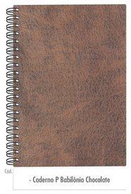 Caderno Chocolate