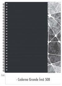 Caderno Grande Ímã
