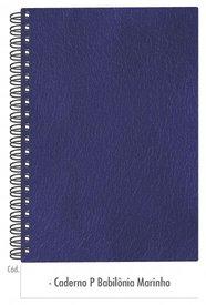 Caderno Marinho
