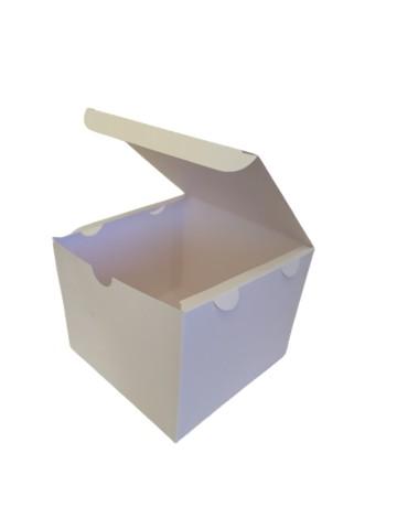 Caixa Hambúrguer Branca