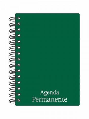 Agenda Permanente Wire-o Verde