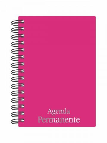 Agenda Permanente Wire-o Pink
