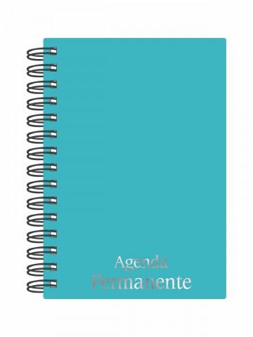 Agenda Permanente Wire-o Azul Tiffany